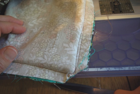 Pillow Sham With Zipper And Piping Noelle O Designs