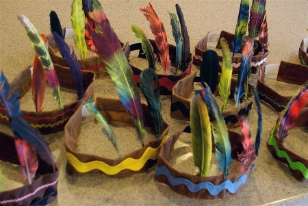 Native American Indian Headband Noelle O Designs