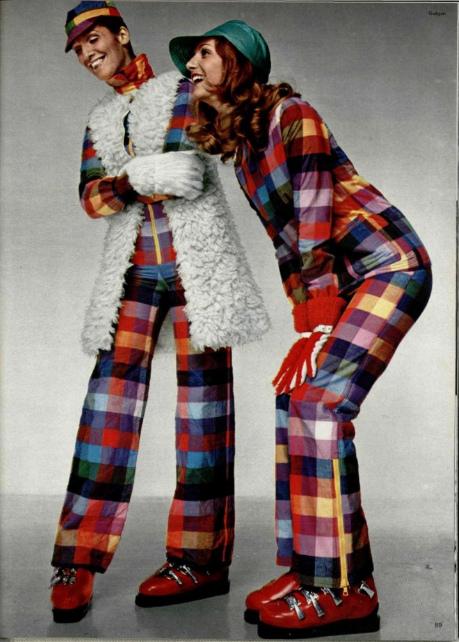 Vintage Ski Wear Extravaganza - Noelle O Designs