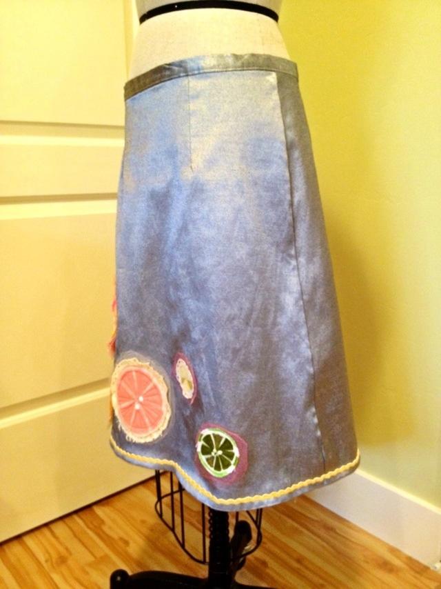 citrus skirt