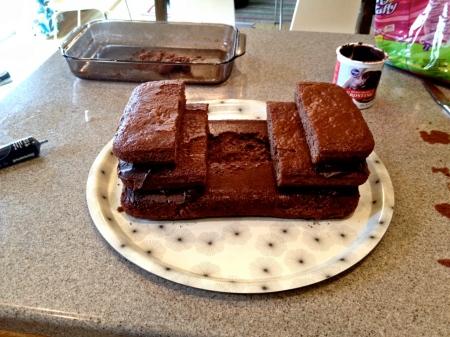 ramp cake