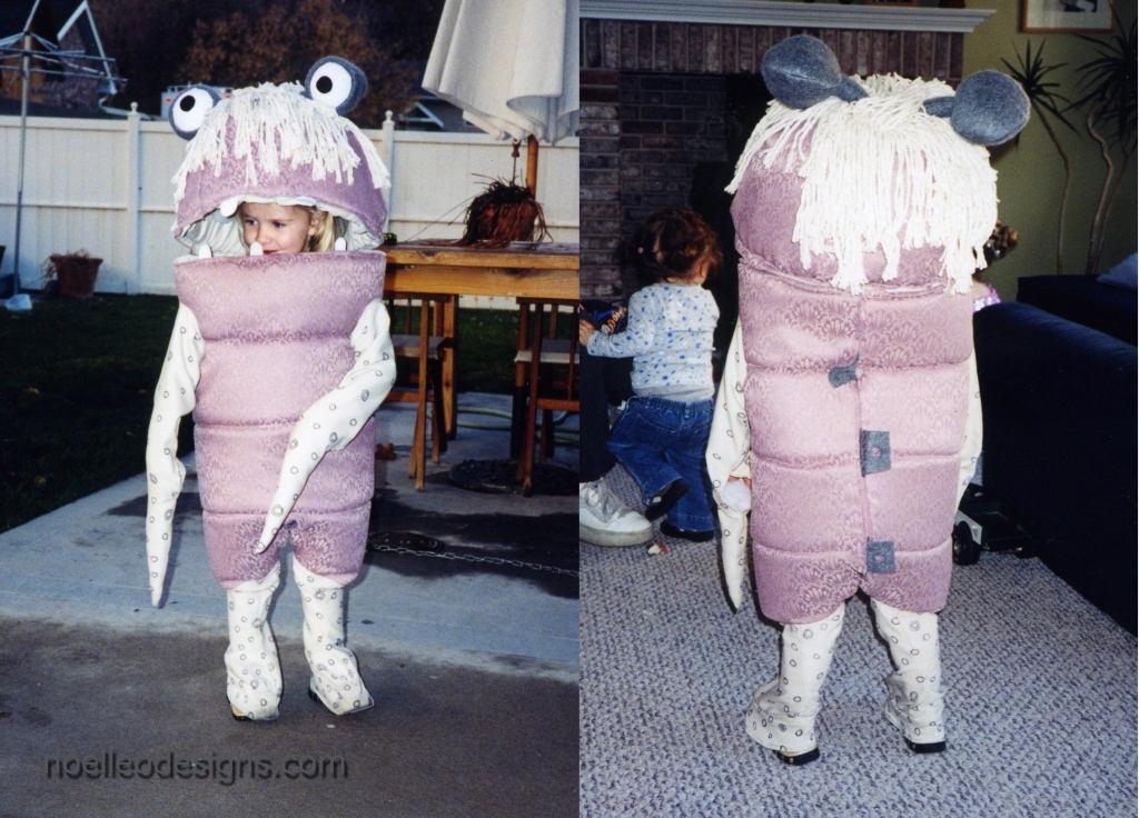 Boo Monsters Inc costume Halloween Costume gallery