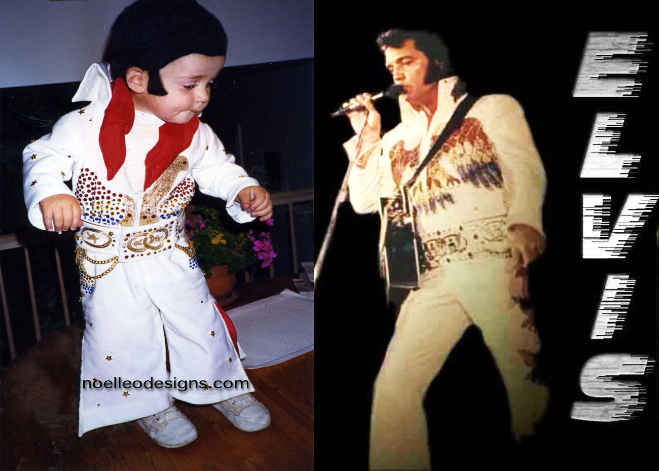 One of the Family Costume Hall of Fame greats- the tiny Elvis costume. Oh so much work and oh so worth it in the end.  sc 1 st  noelle o designs & costumes Archives - Page 4 of 11 - noelle o designs